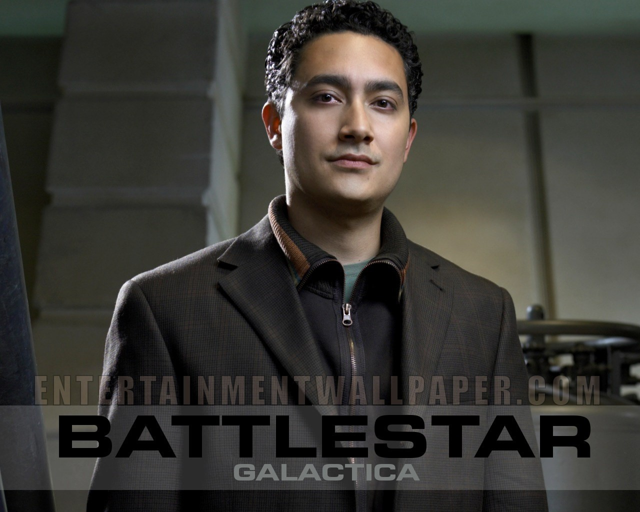 battlestar galactica Alessandro Juliani HD Wallpaper