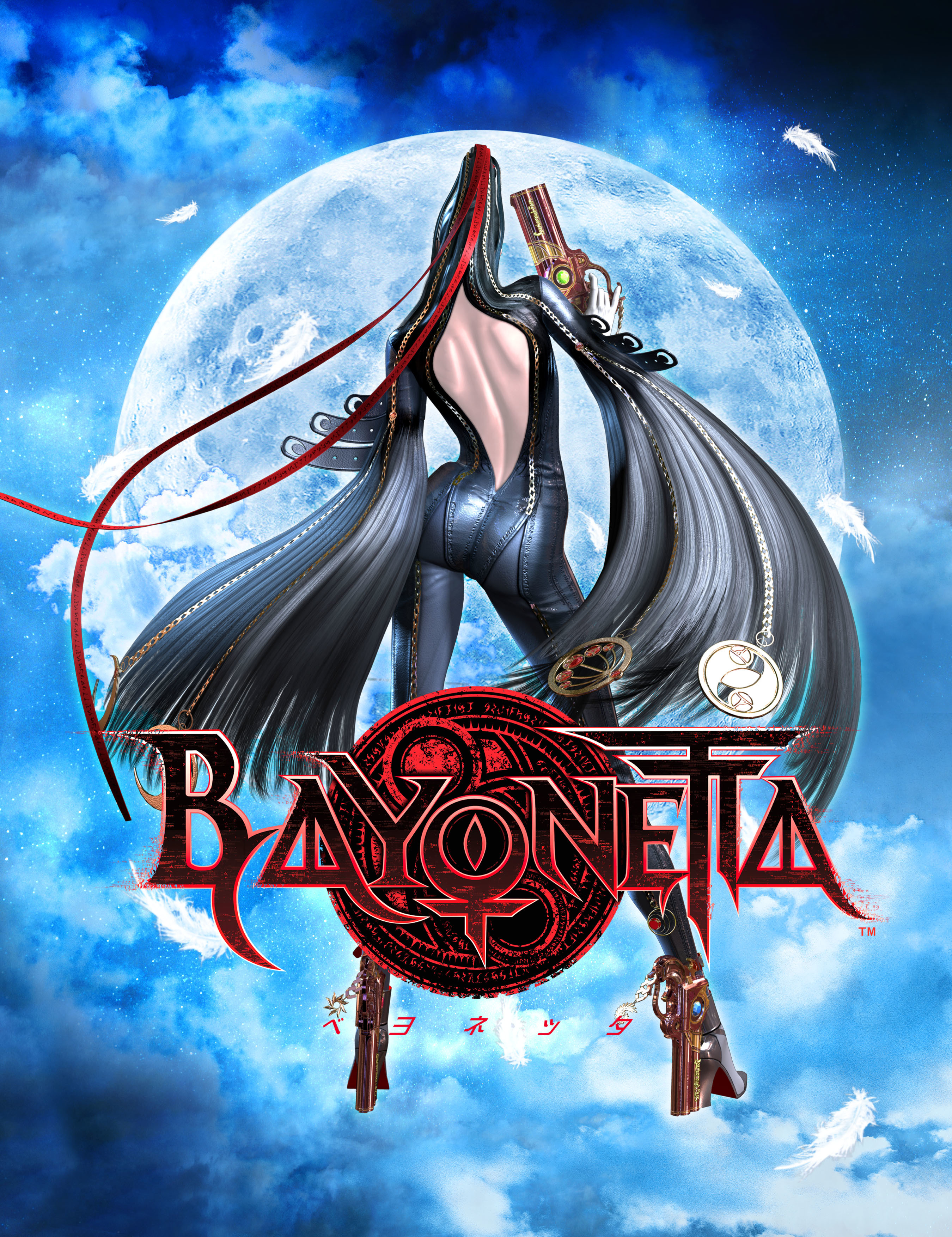 bayonetta HD Wallpaper