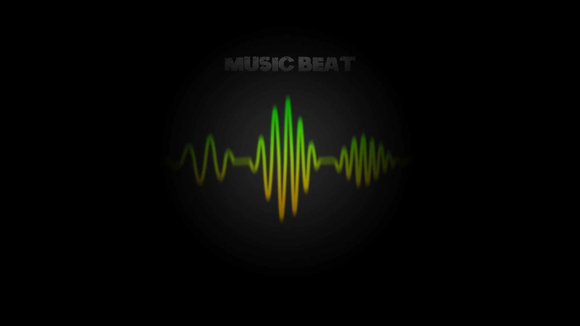 beat black Music sound HD Wallpaper