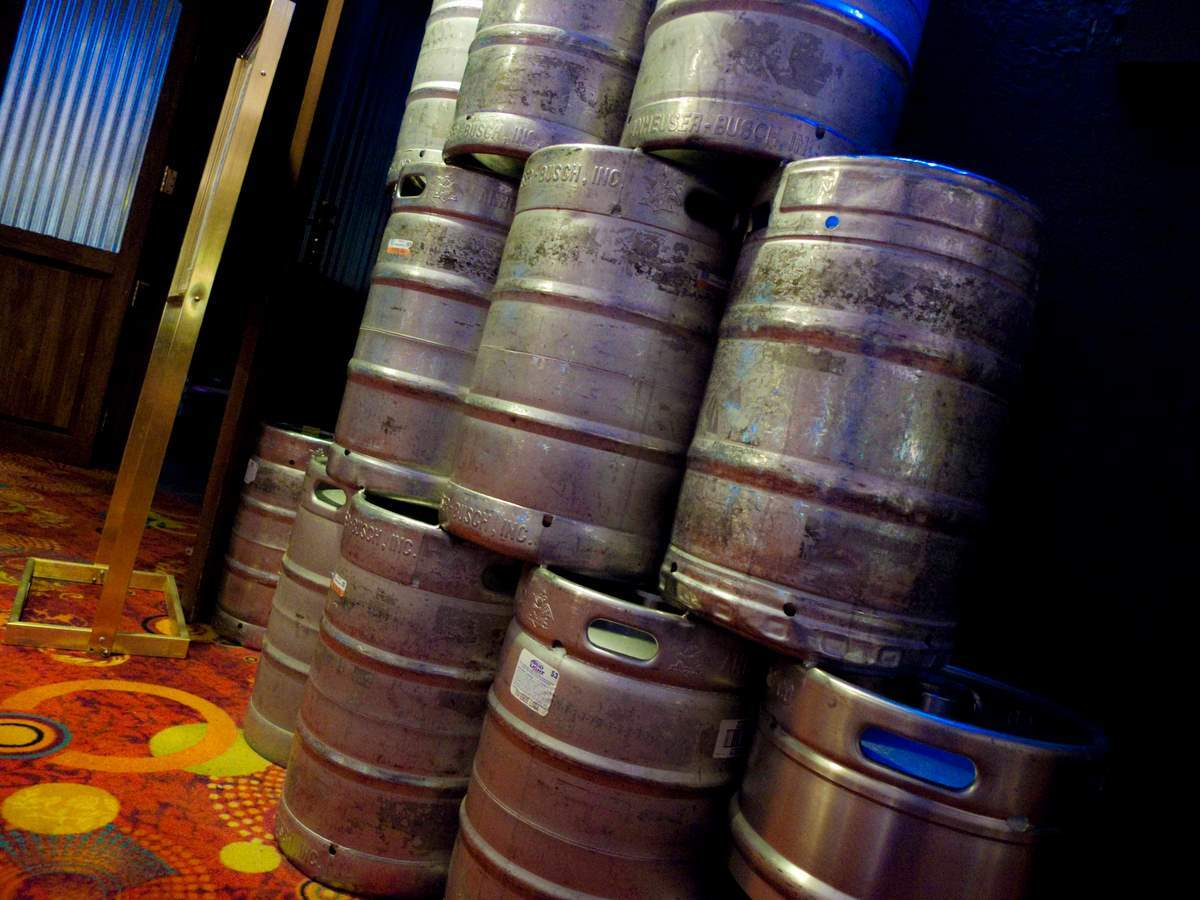 beer kegs need Good