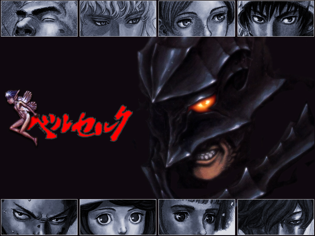 berserk Anime HD Wallpaper