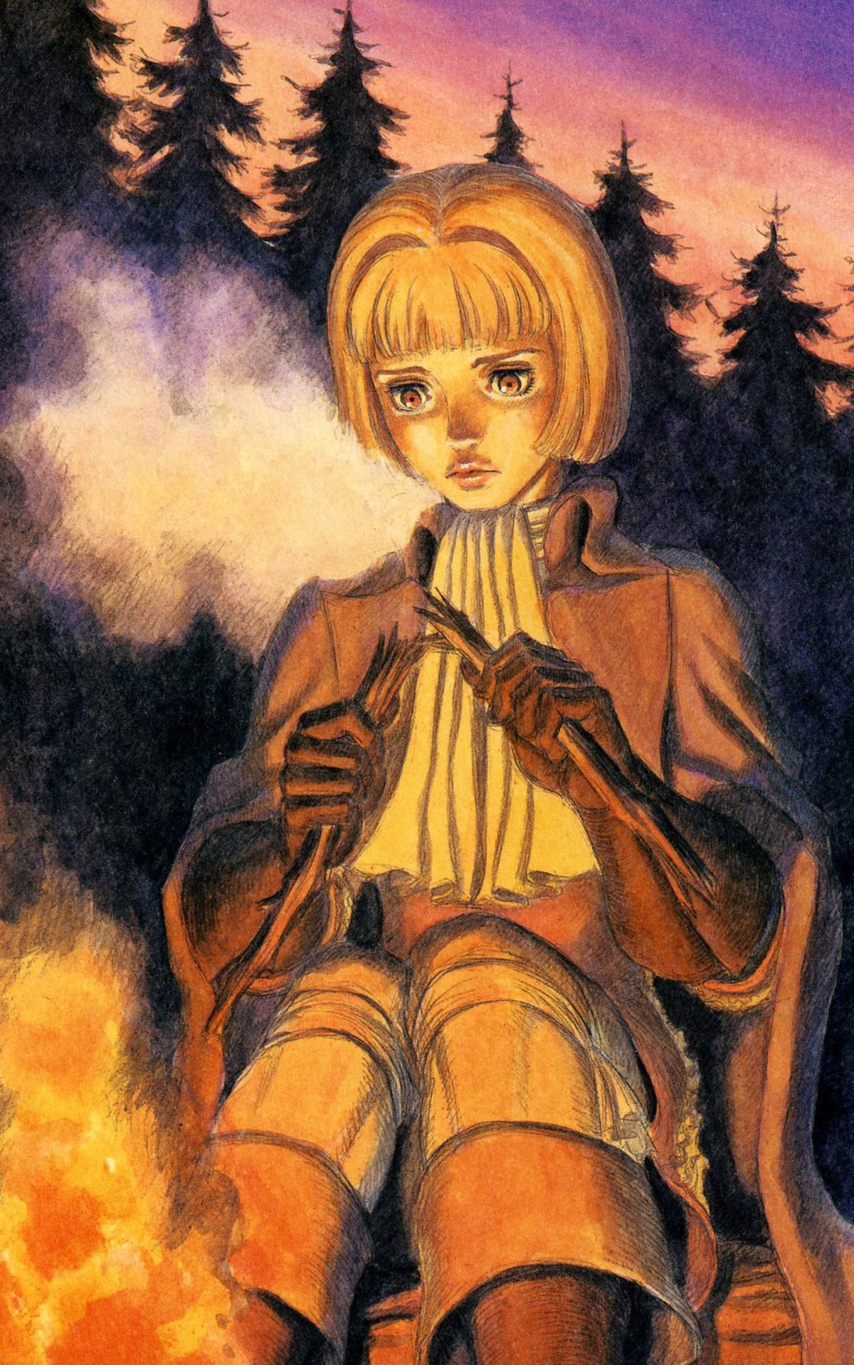 berserk farnese Anime HD Wallpaper