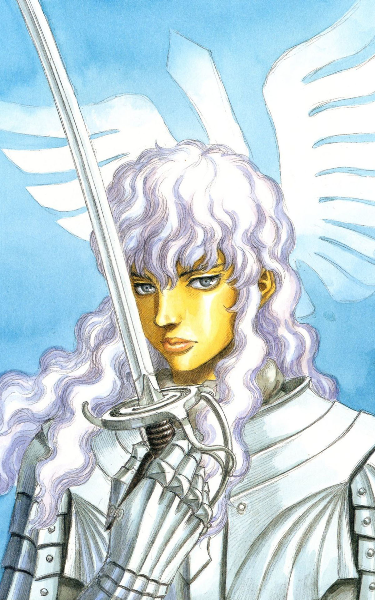 berserk Griffith Anime HD Wallpaper
