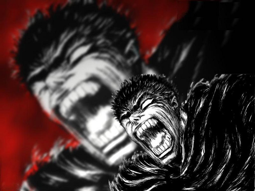 berserk Manga Anime HD Wallpaper