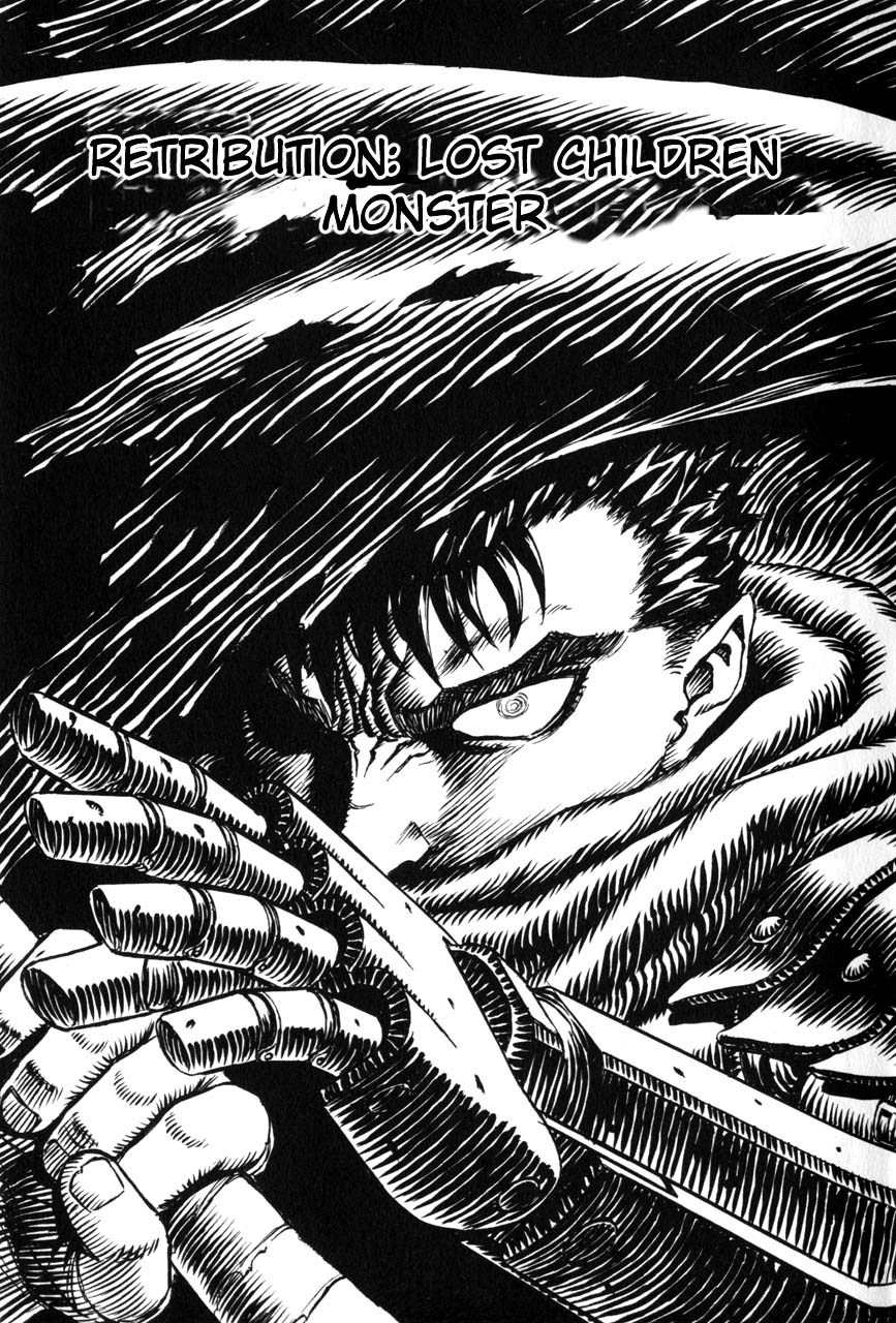 berserk sketches Guts monochrome
