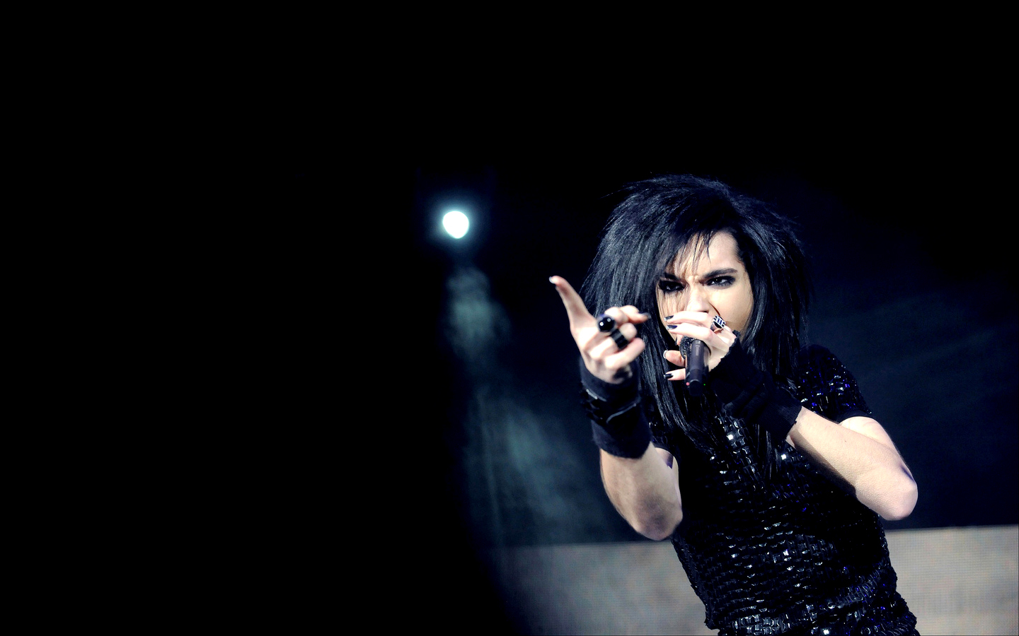 bill Kaulitz Tokio Hotel HD Wallpaper