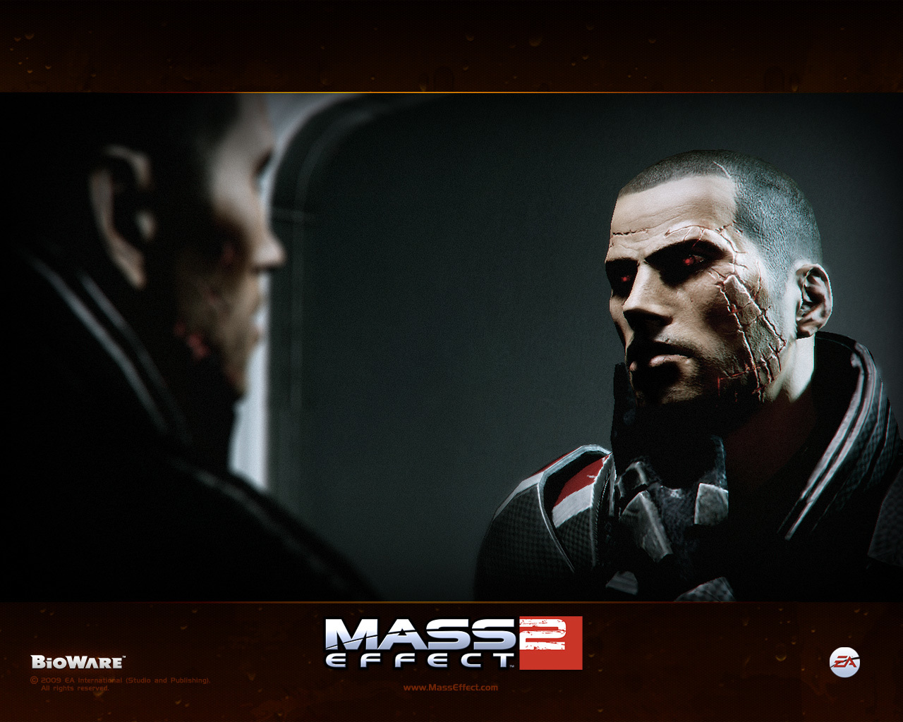 bioware mass effect ea HD Wallpaper