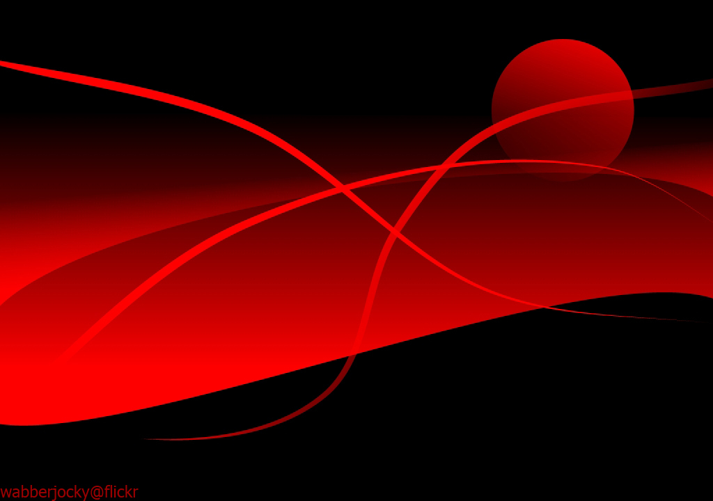 black and red by HD Wallpaper