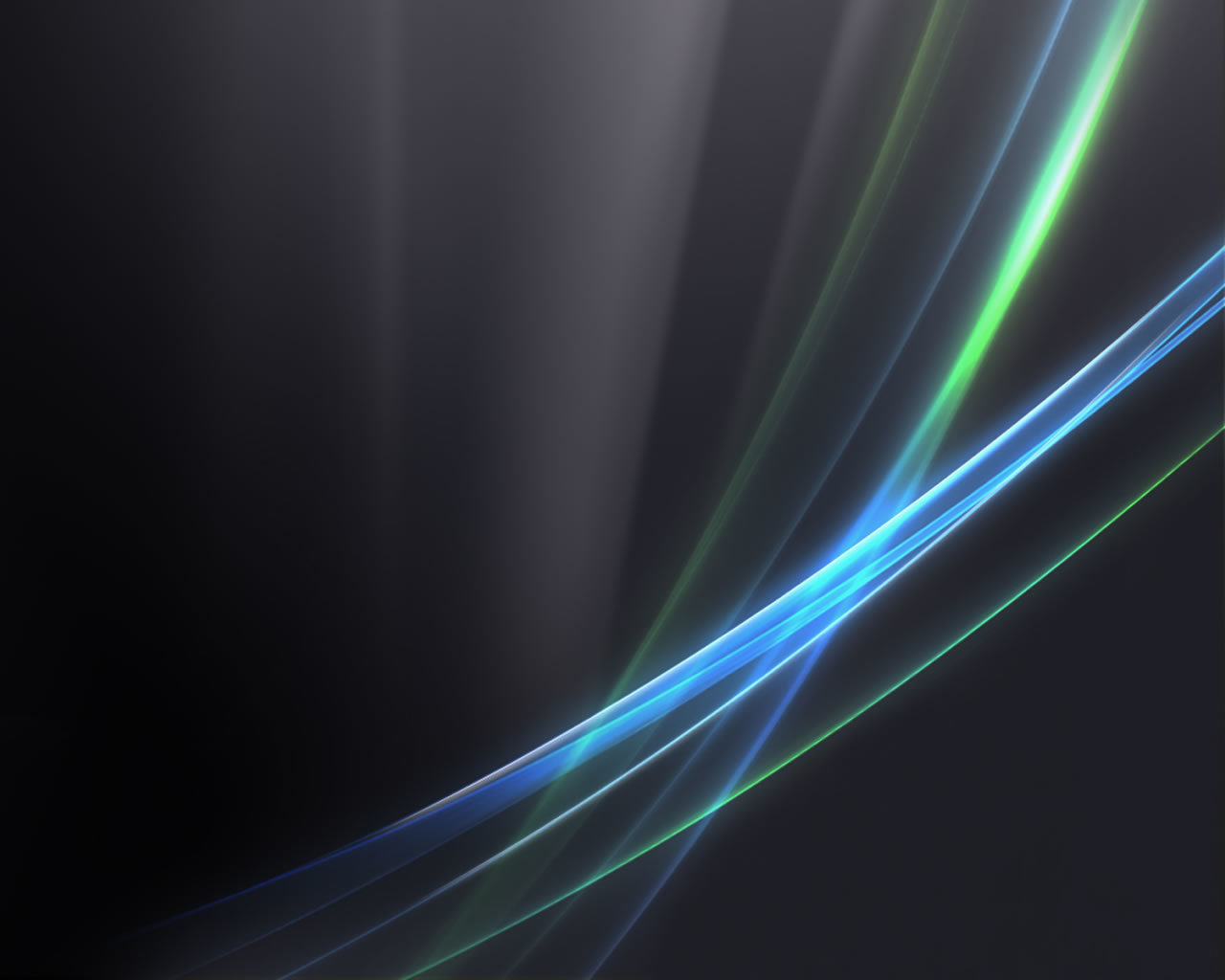 black dark aurora borealis HD Wallpaper