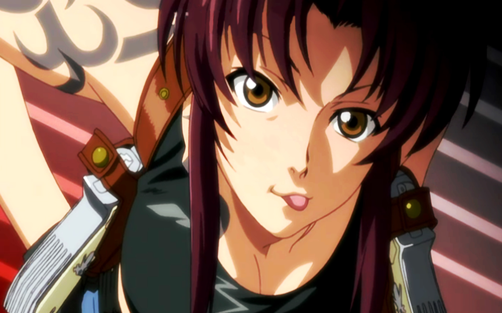black lagoon Revy HD Wallpaper