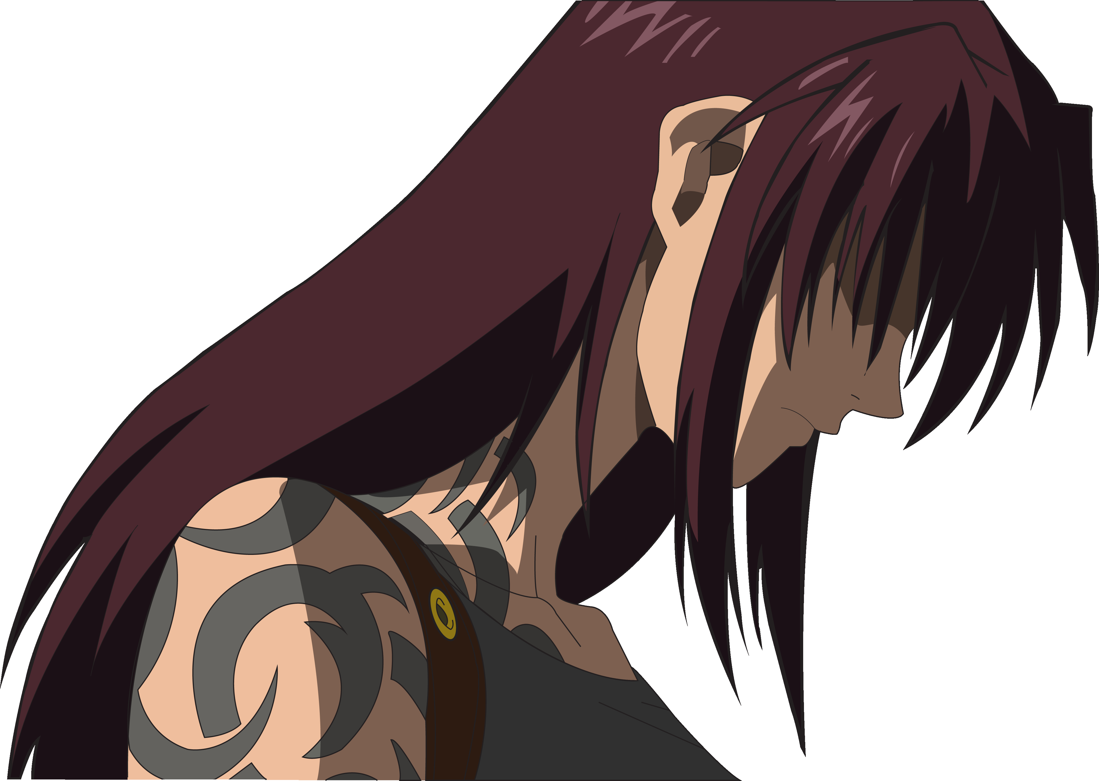black lagoon Revy vector HD Wallpaper