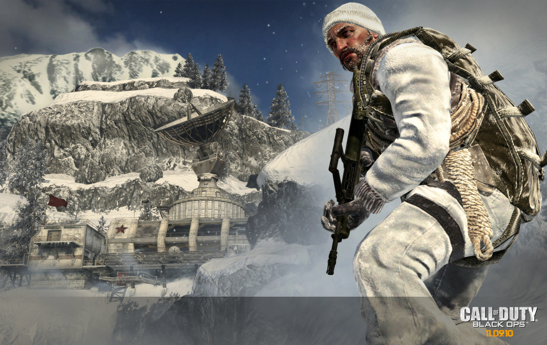black OPS Hi res HD Wallpaper