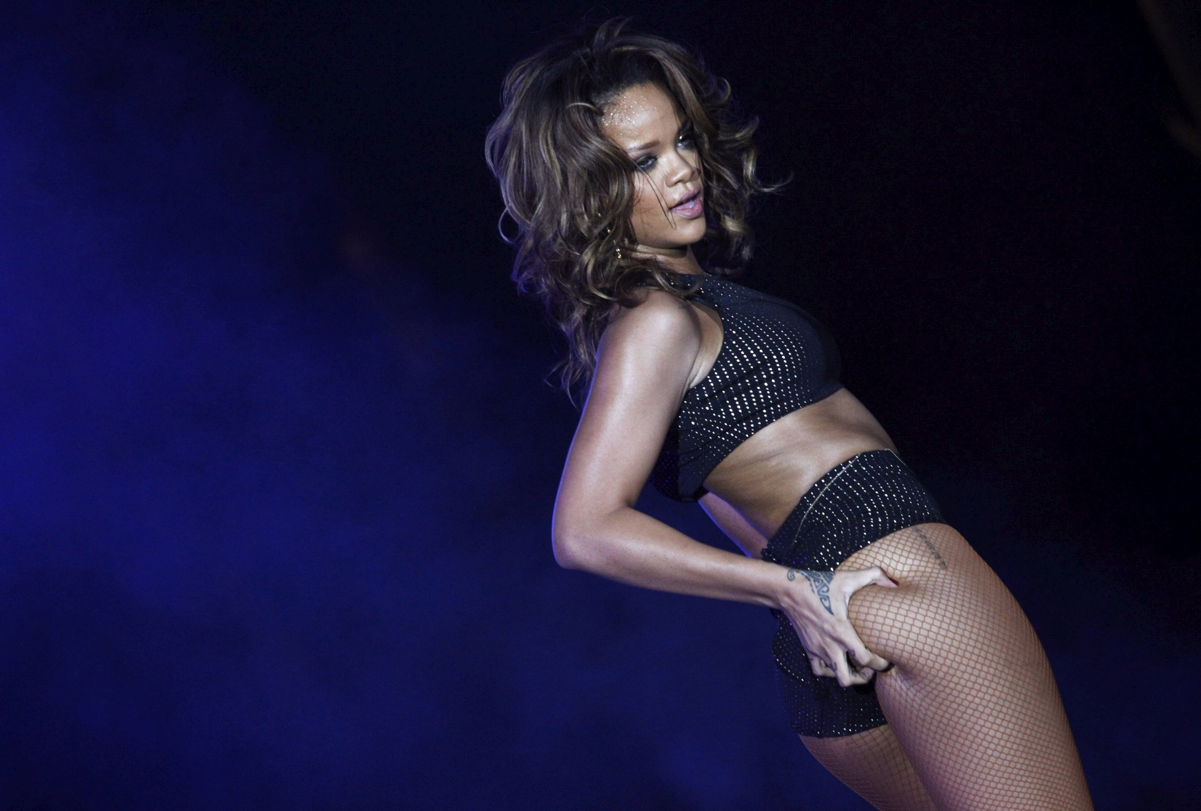 black people rihanna Celebrity HD Wallpaper