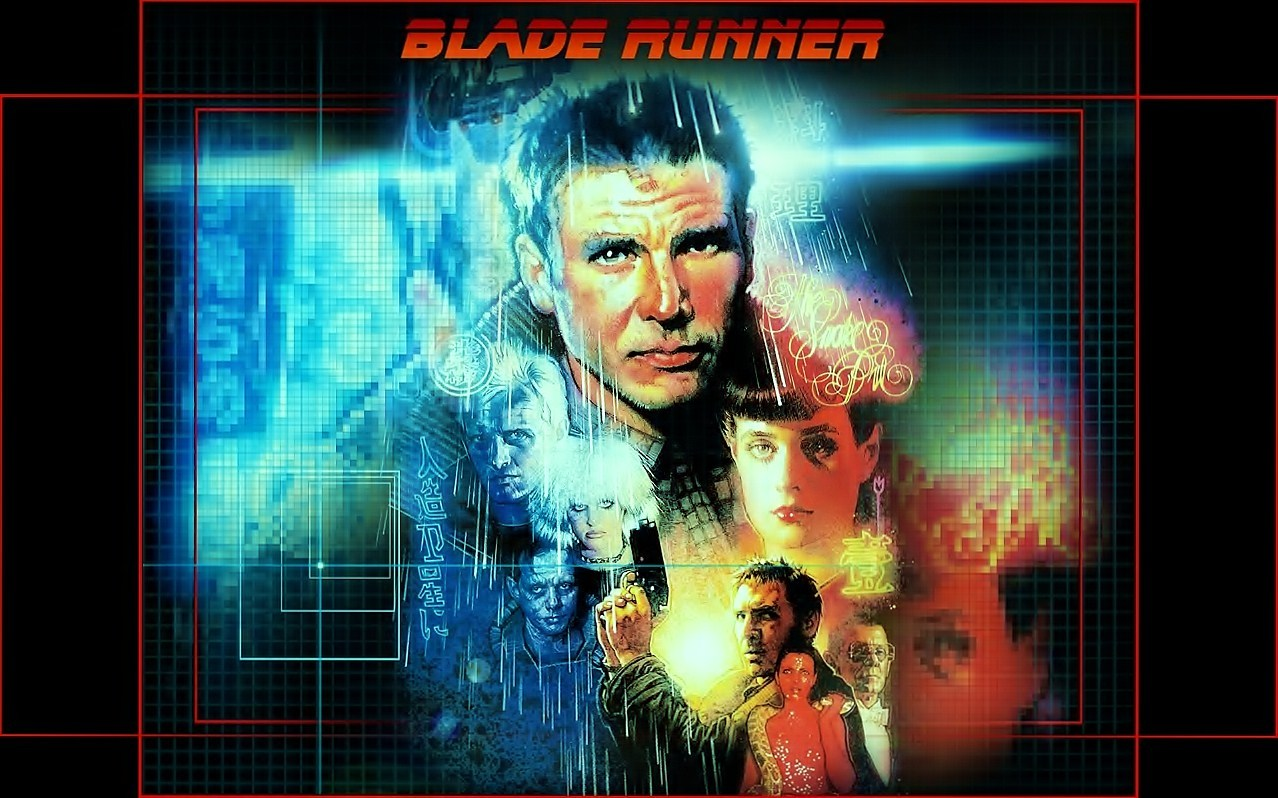 blade runner harrison Ford HD Wallpaper