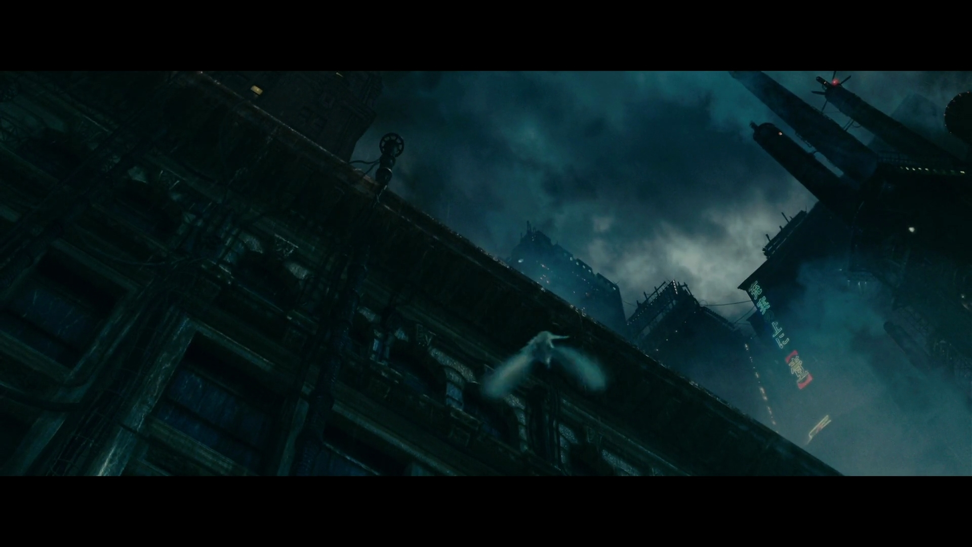 bladerunner dark dove Op HD Wallpaper