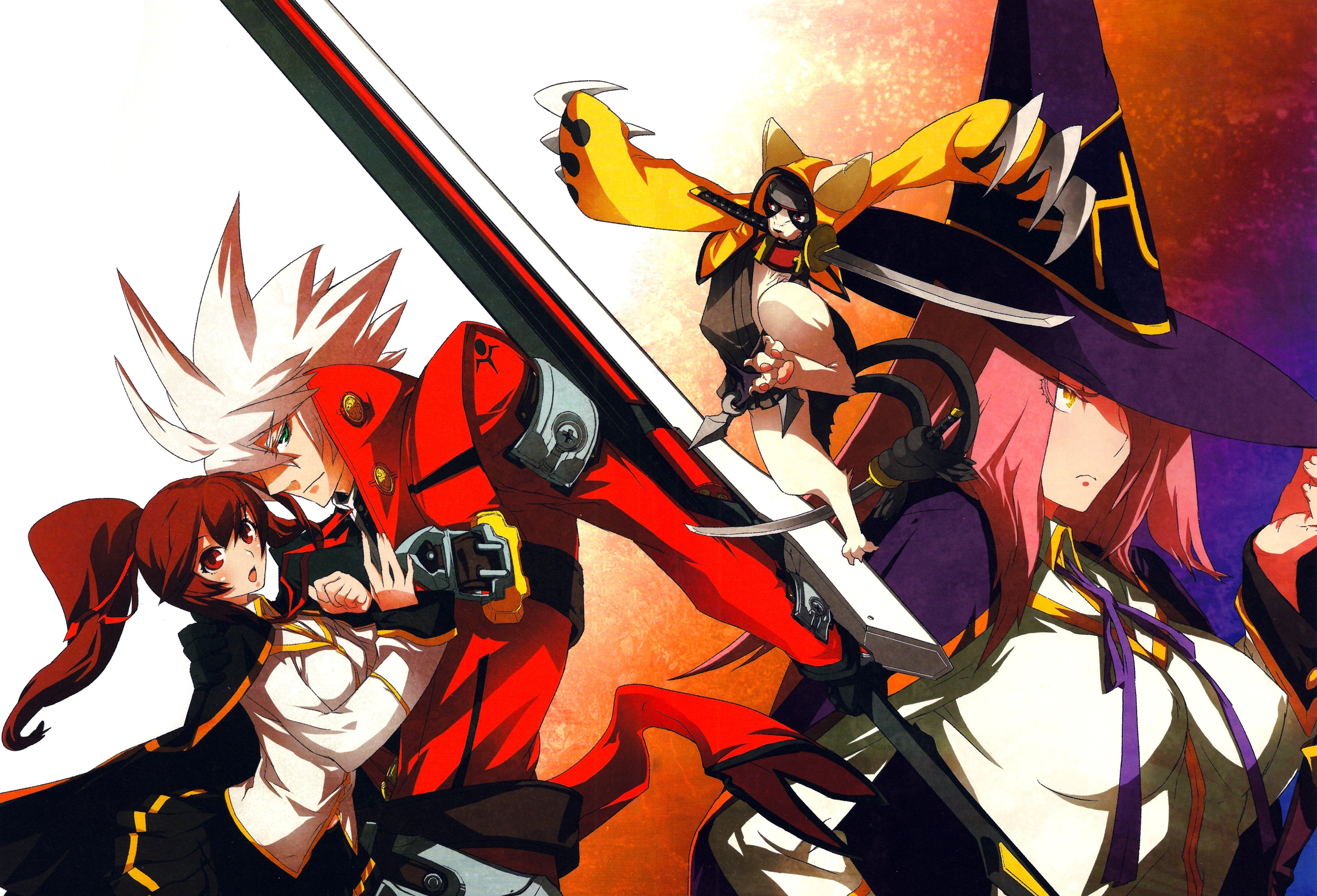 blazblue HD Wallpaper