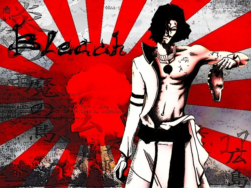 bleach Espada coyote Stark HD Wallpaper