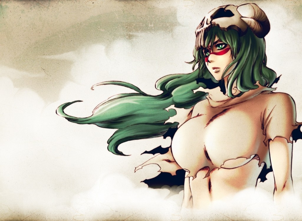 bleach Espada Nelliel Tu HD Wallpaper