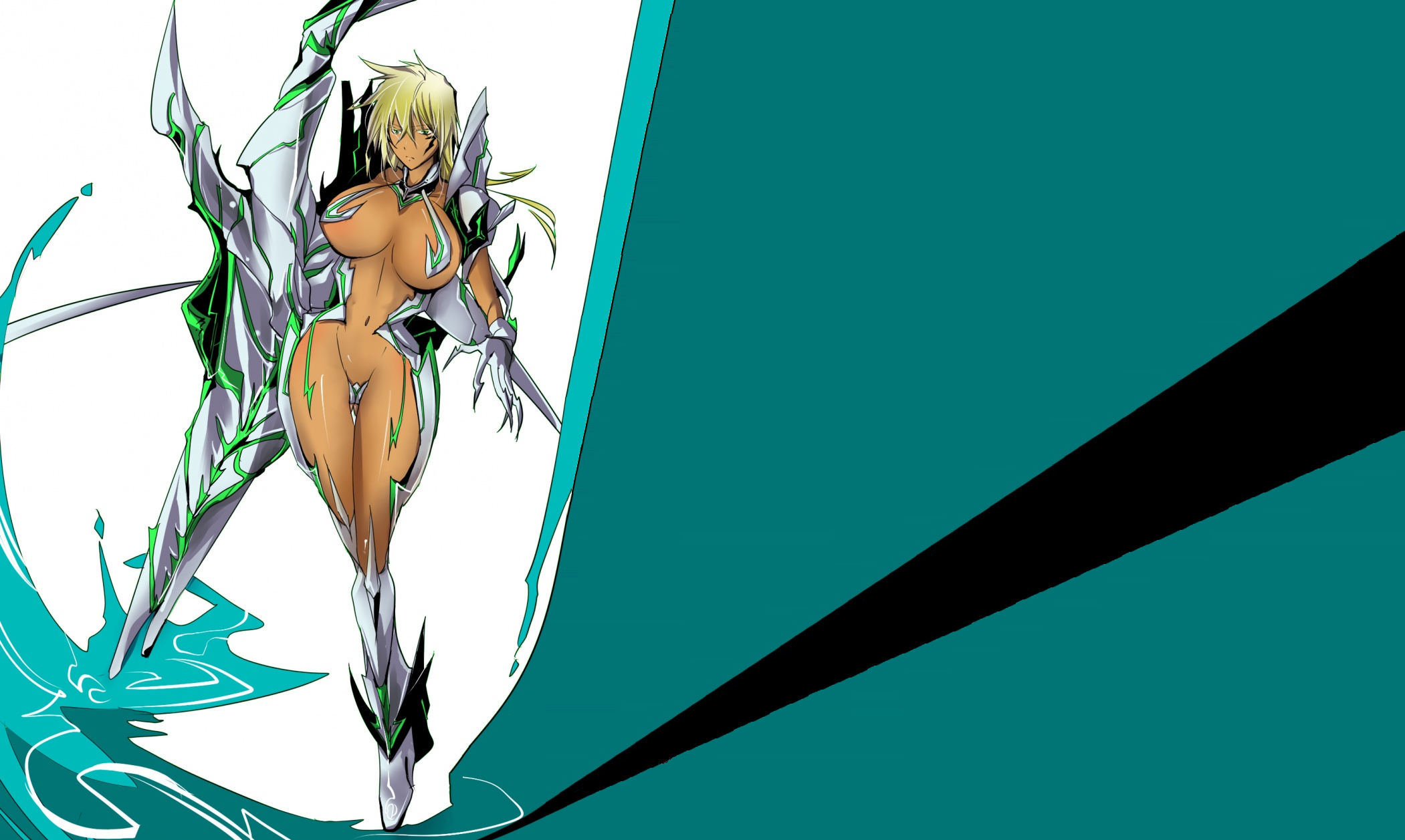 bleach Espada tier harribel HD Wallpaper