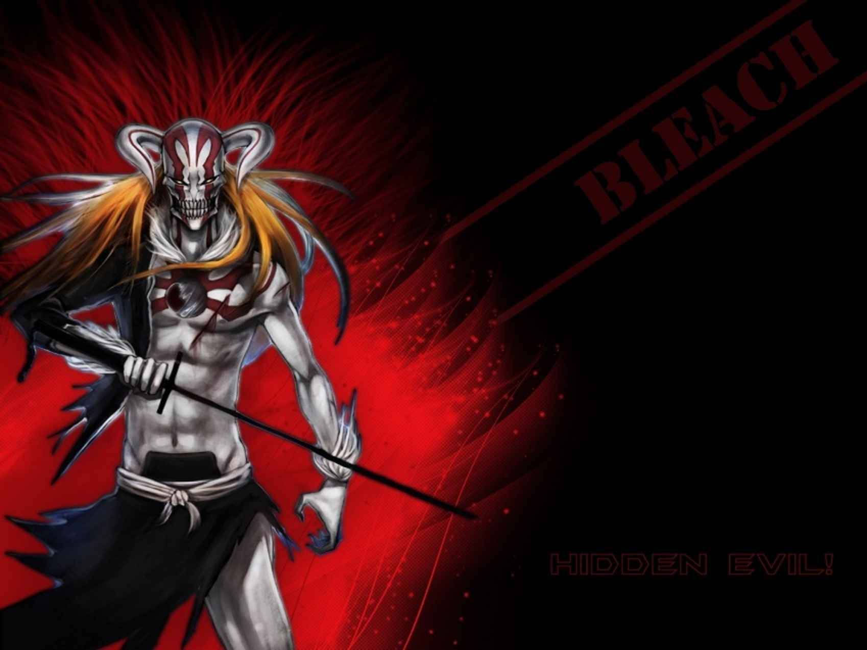 bleach hollow ichigo VastoLorde