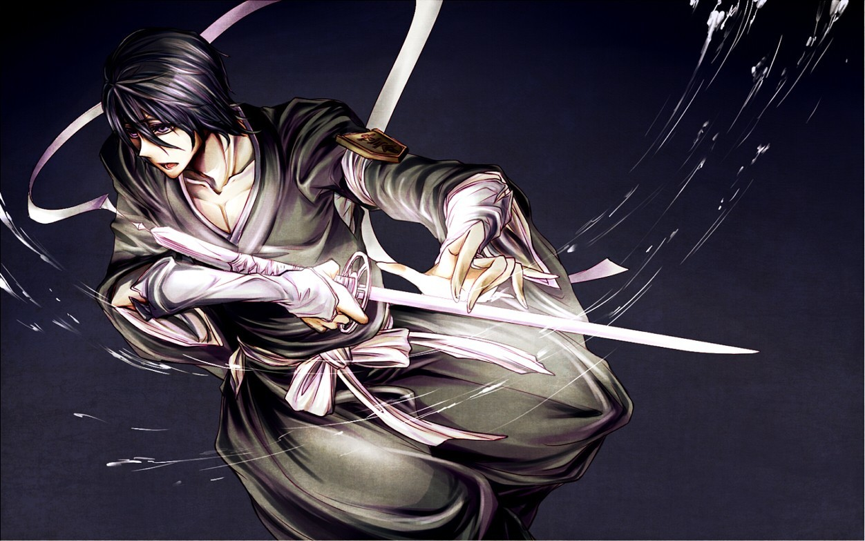 bleach kuchiki rukia genderswitch HD Wallpaper