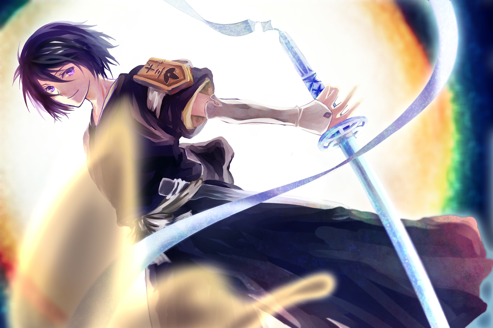 bleach kuchiki rukia sword HD Wallpaper