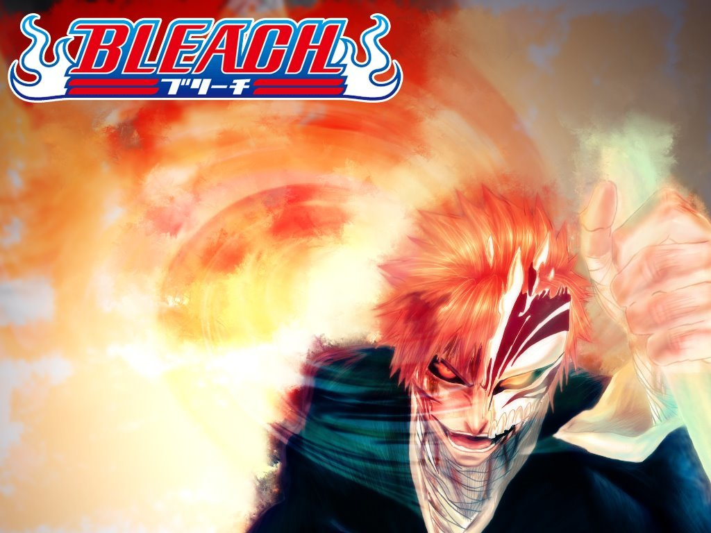 bleach kurosaki ichigo hollow HD Wallpaper