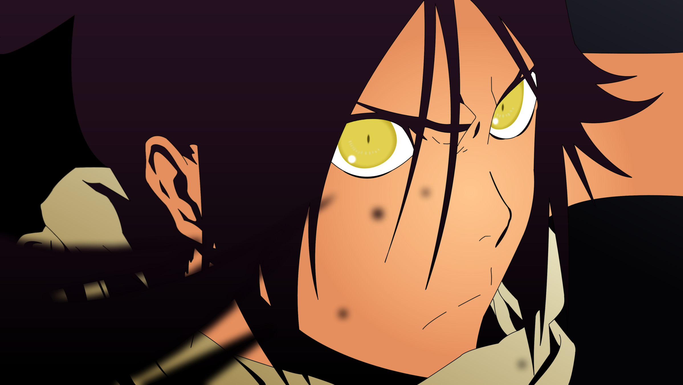 bleach shihouin yoruichi Anime HD Wallpaper