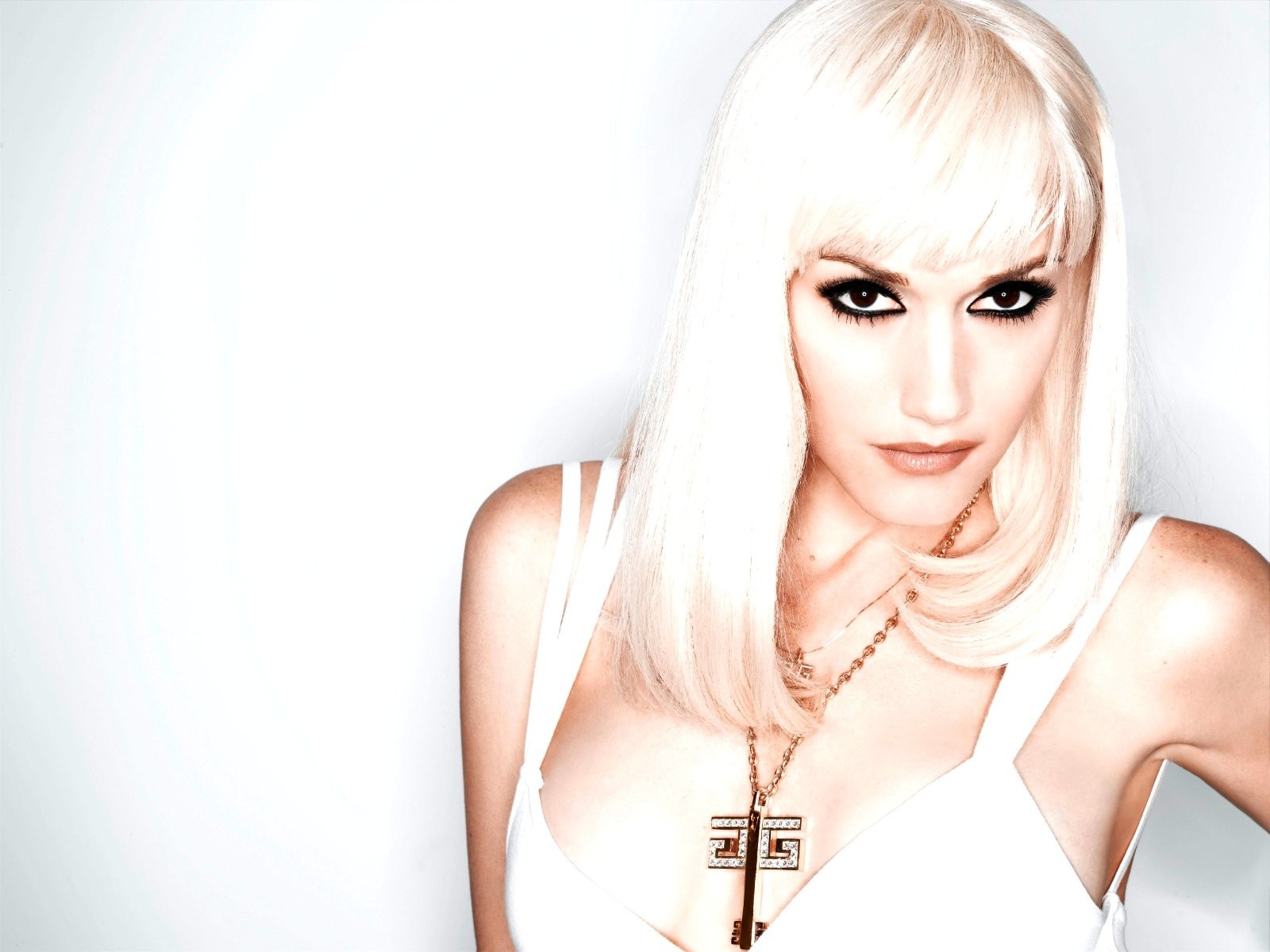 blondes gwen stefani singers HD Wallpaper