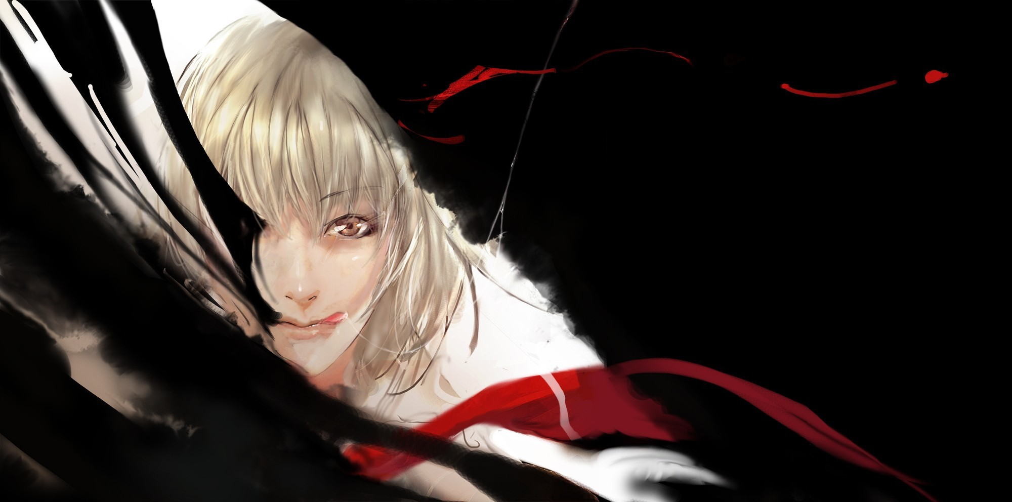 blondes video games touhou