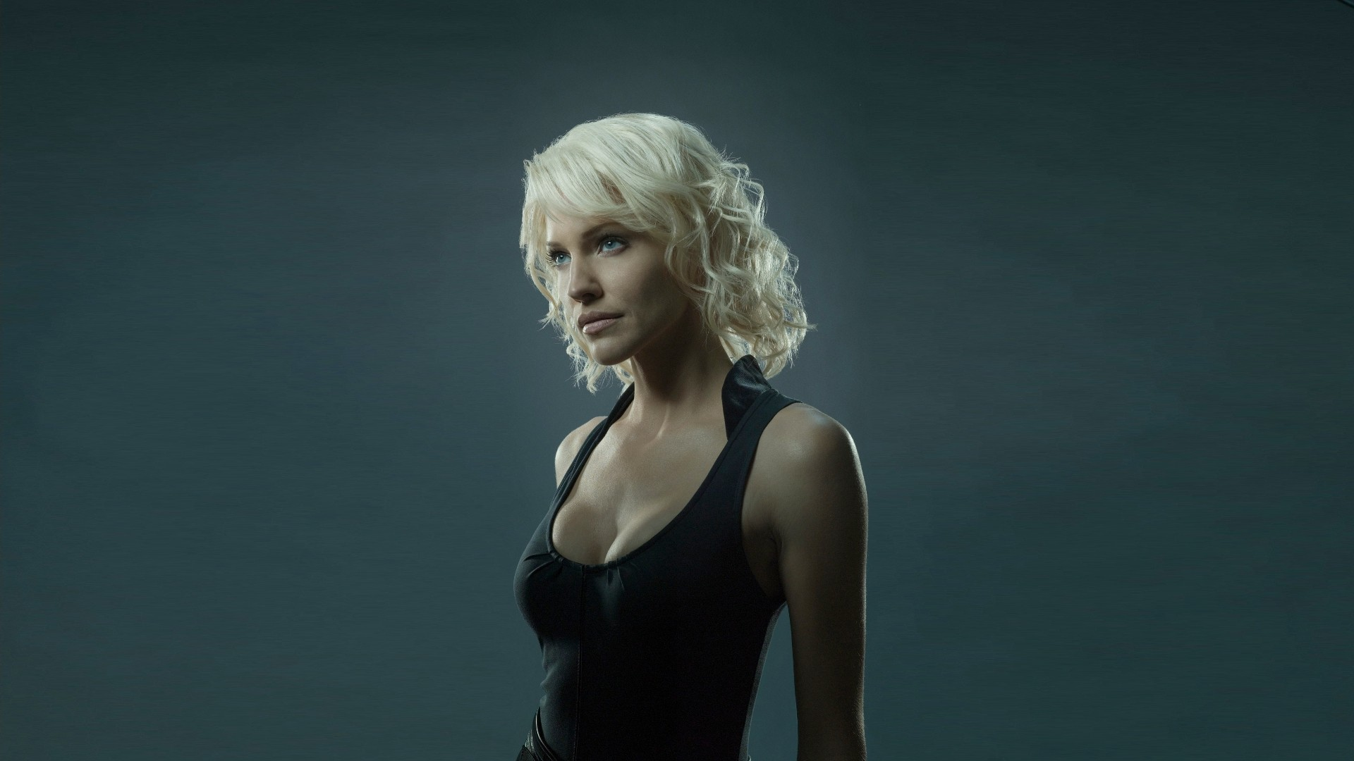 blondes woman battlestar galactica HD Wallpaper