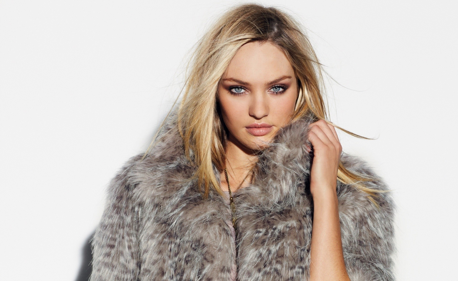 blondes woman candice swanepoel HD Wallpaper
