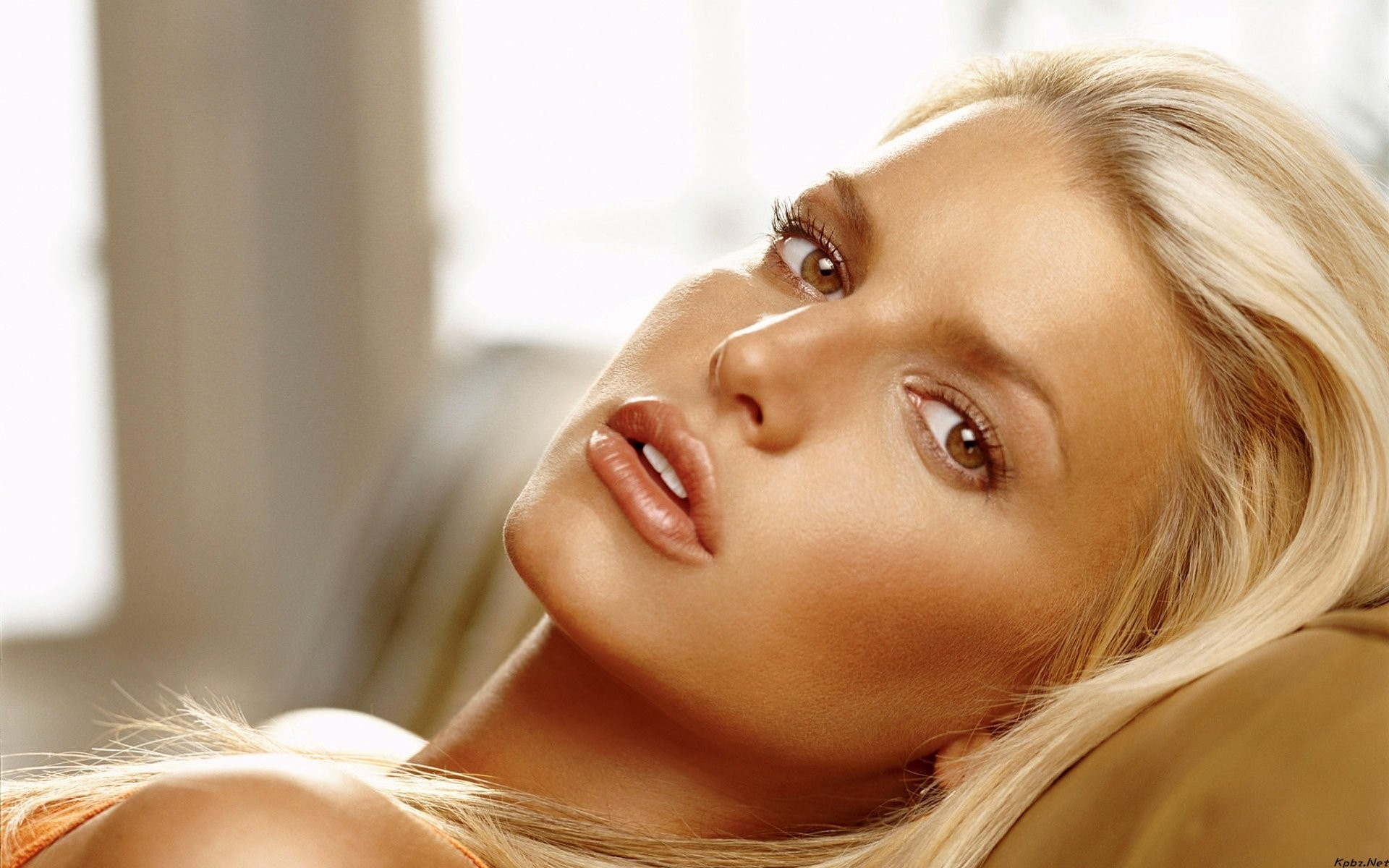 blondes woman Jessica Simpson