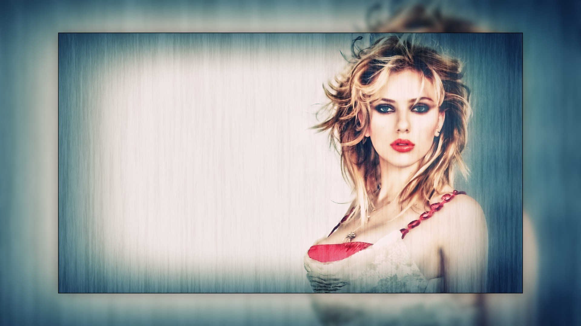 blondes woman Scarlett Johansson HD Wallpaper