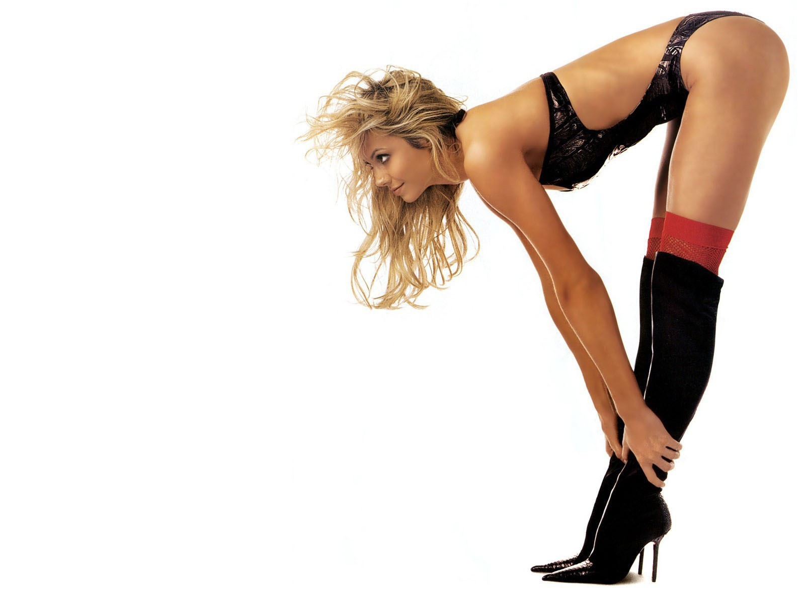 blondes woman stacy keibler HD Wallpaper