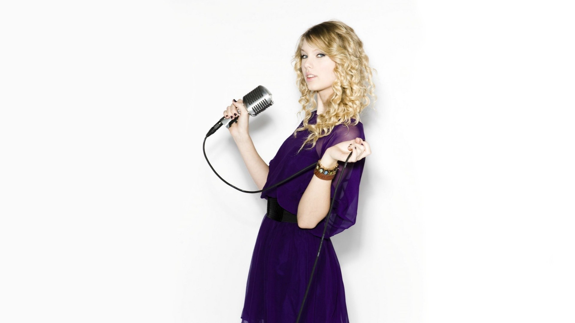 blondes woman taylor swift HD Wallpaper