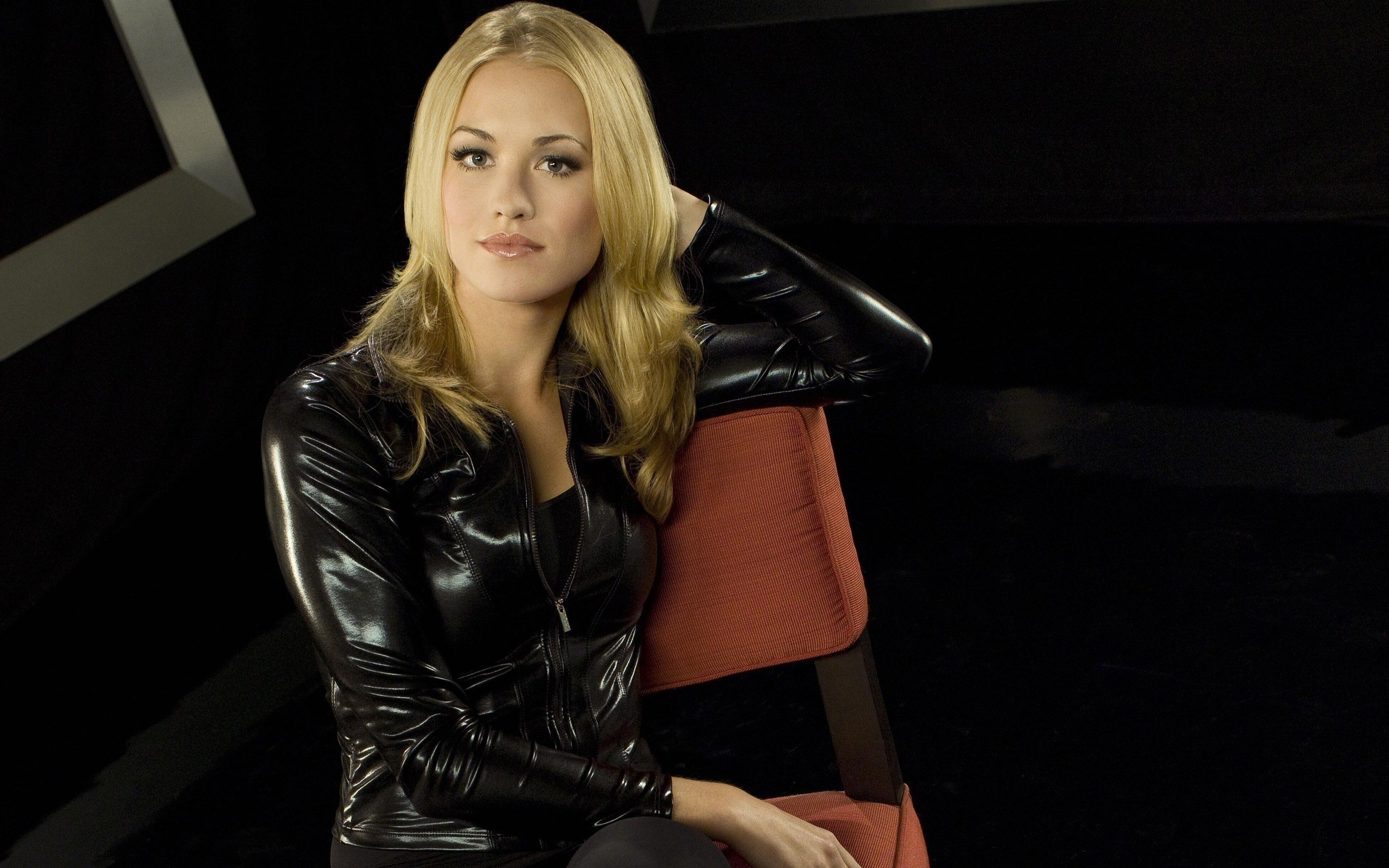 blondes woman yvonne strahovski HD Wallpaper