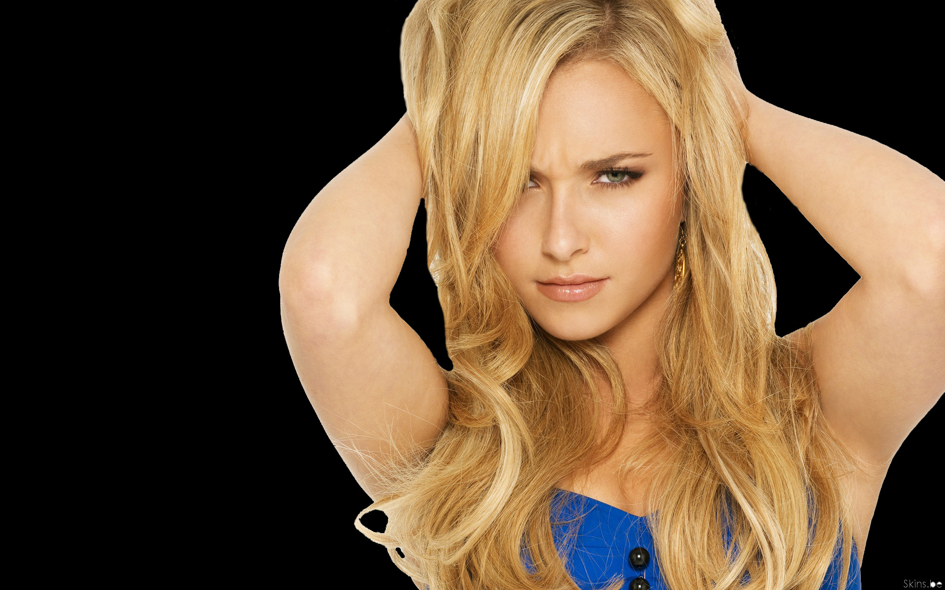 blondes Women Actress Hayden HD Wallpaper