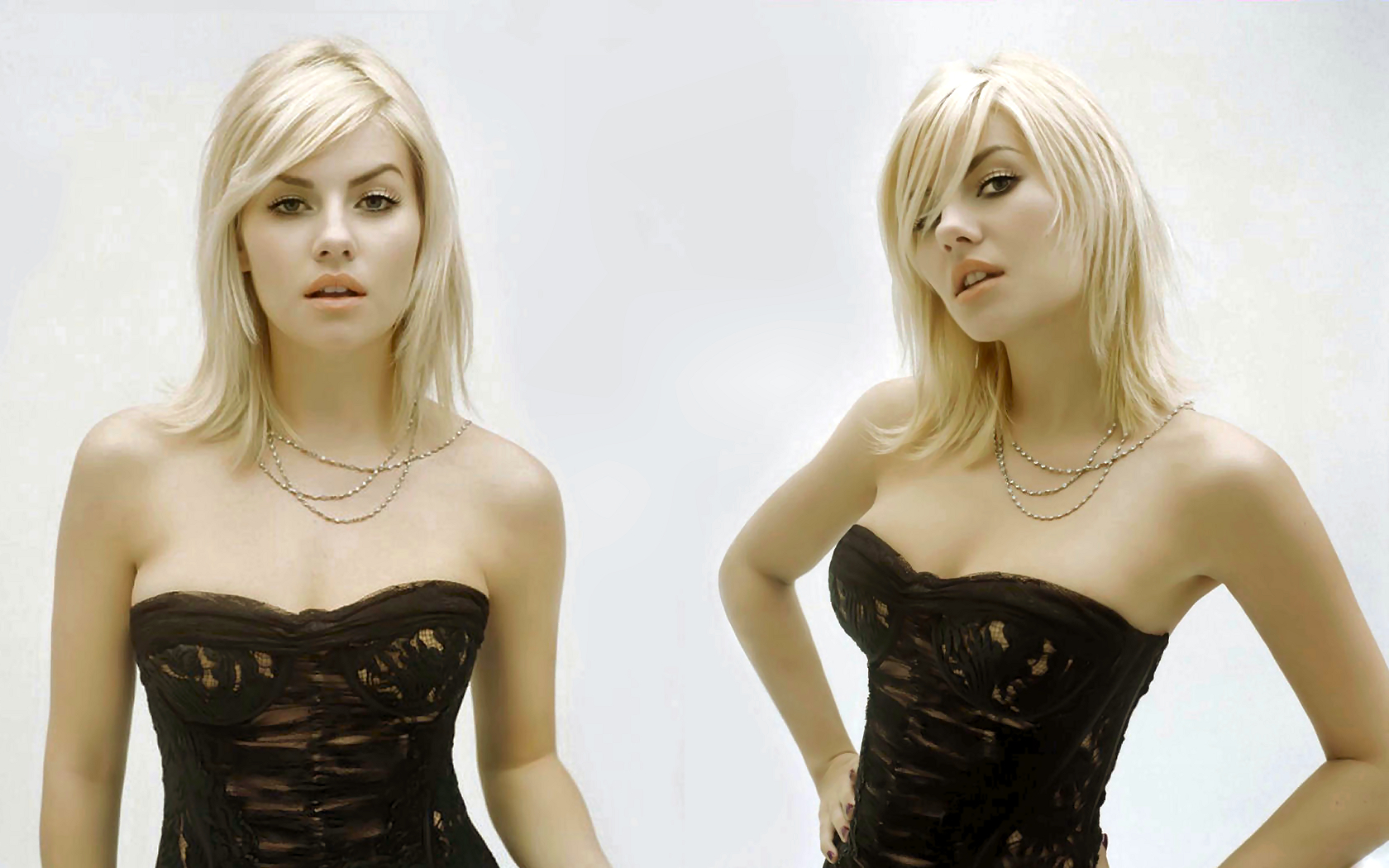 blondes Women elisha cuthbert HD Wallpaper