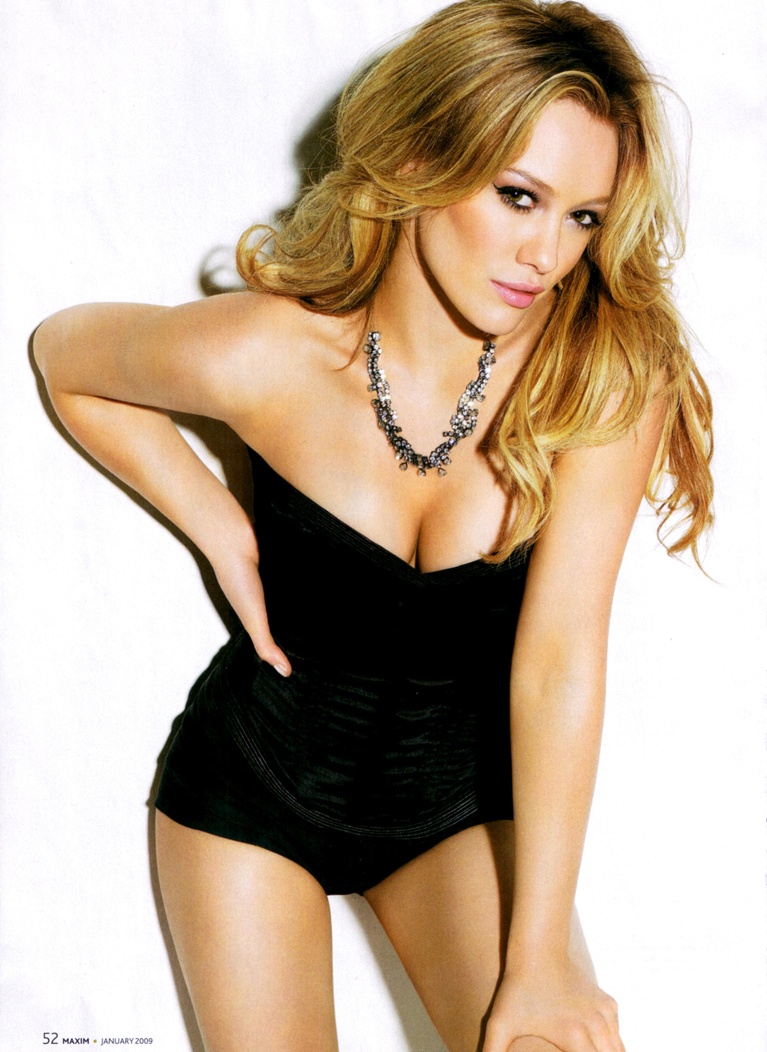 blondes Women hilary duff HD Wallpaper