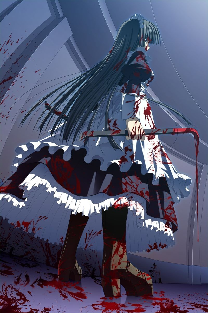 blood gore carrots HD Wallpaper