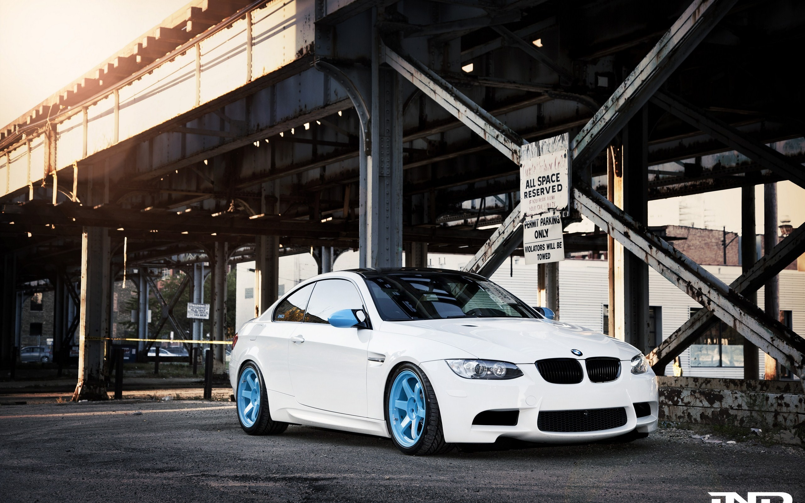 blue cars wheels BMW bmw m3 HD Wallpaper