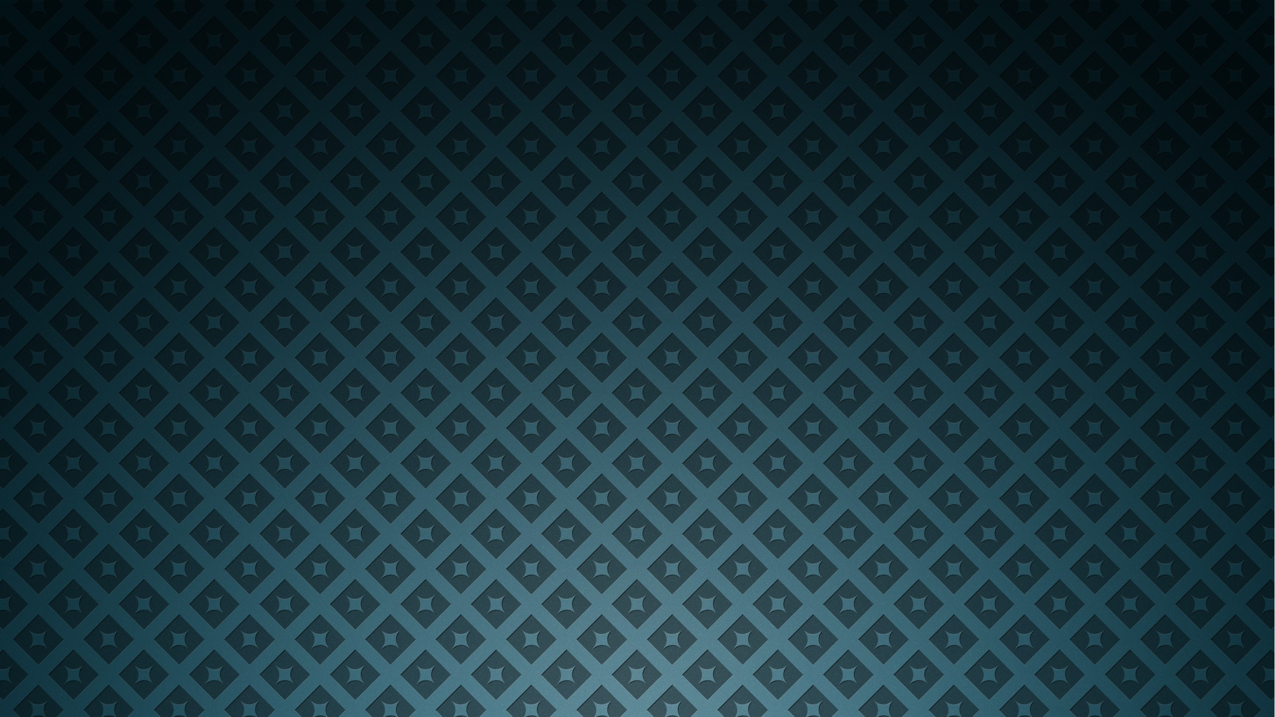 blue minimalistic patterns Diamonds HD Wallpaper