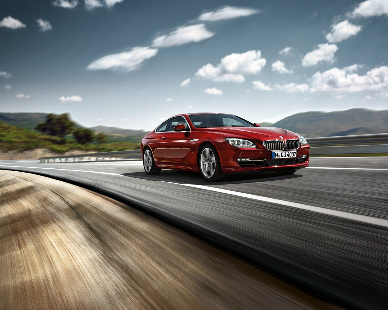 BMW cars BMW 6 HD Wallpaper