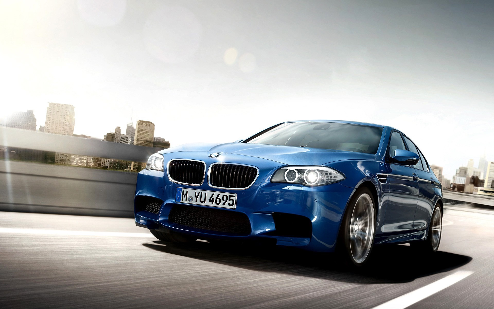 BMW cars bmw m5 HD Wallpaper