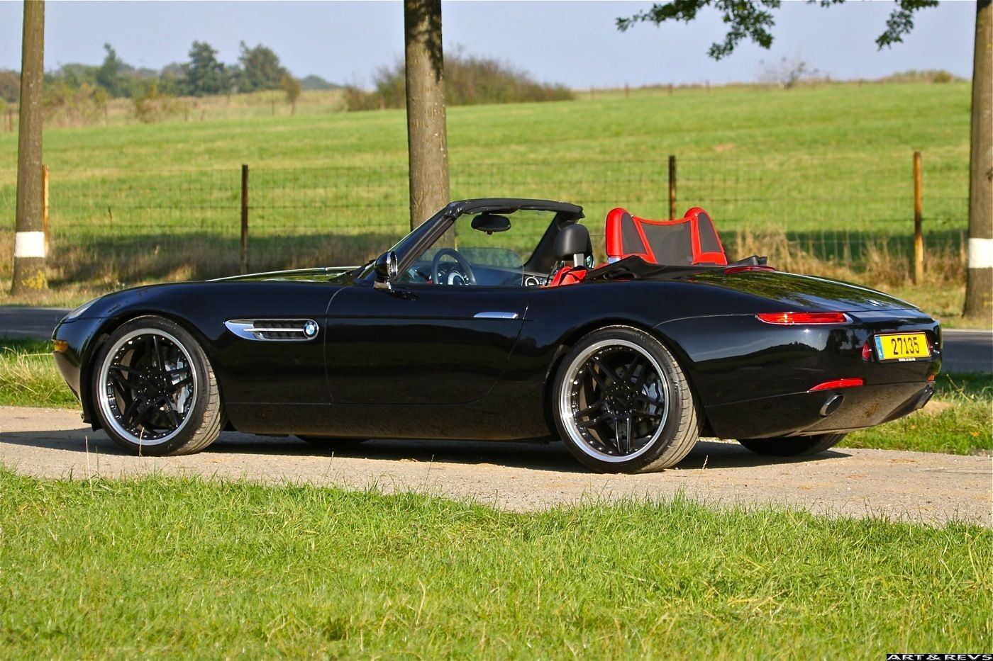 BMW cars BMW Z8 HD Wallpaper