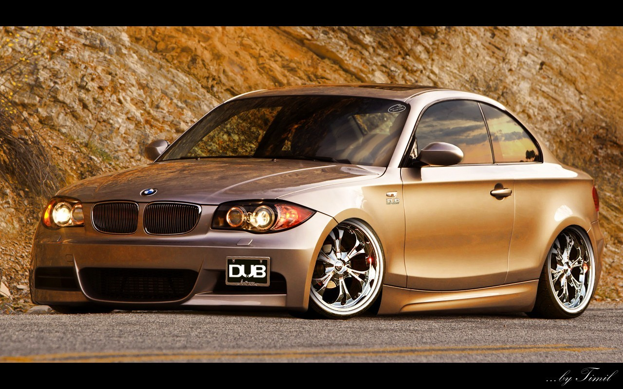 BMW cars digital art HD Wallpaper