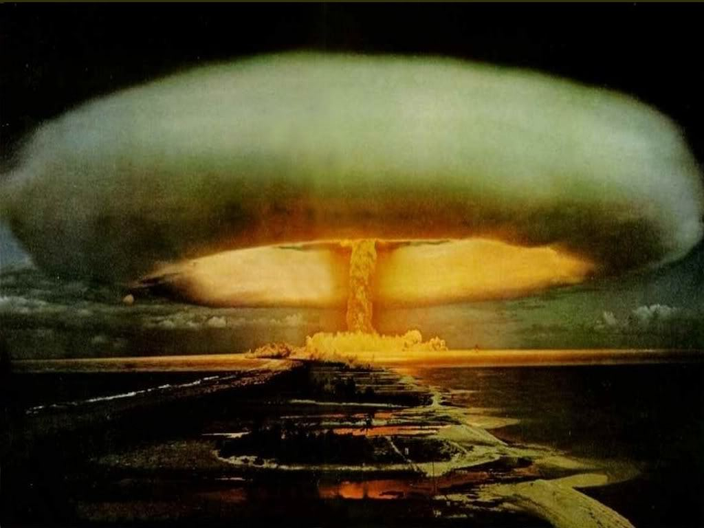 bombs Nuclear explosions military HD Wallpaper