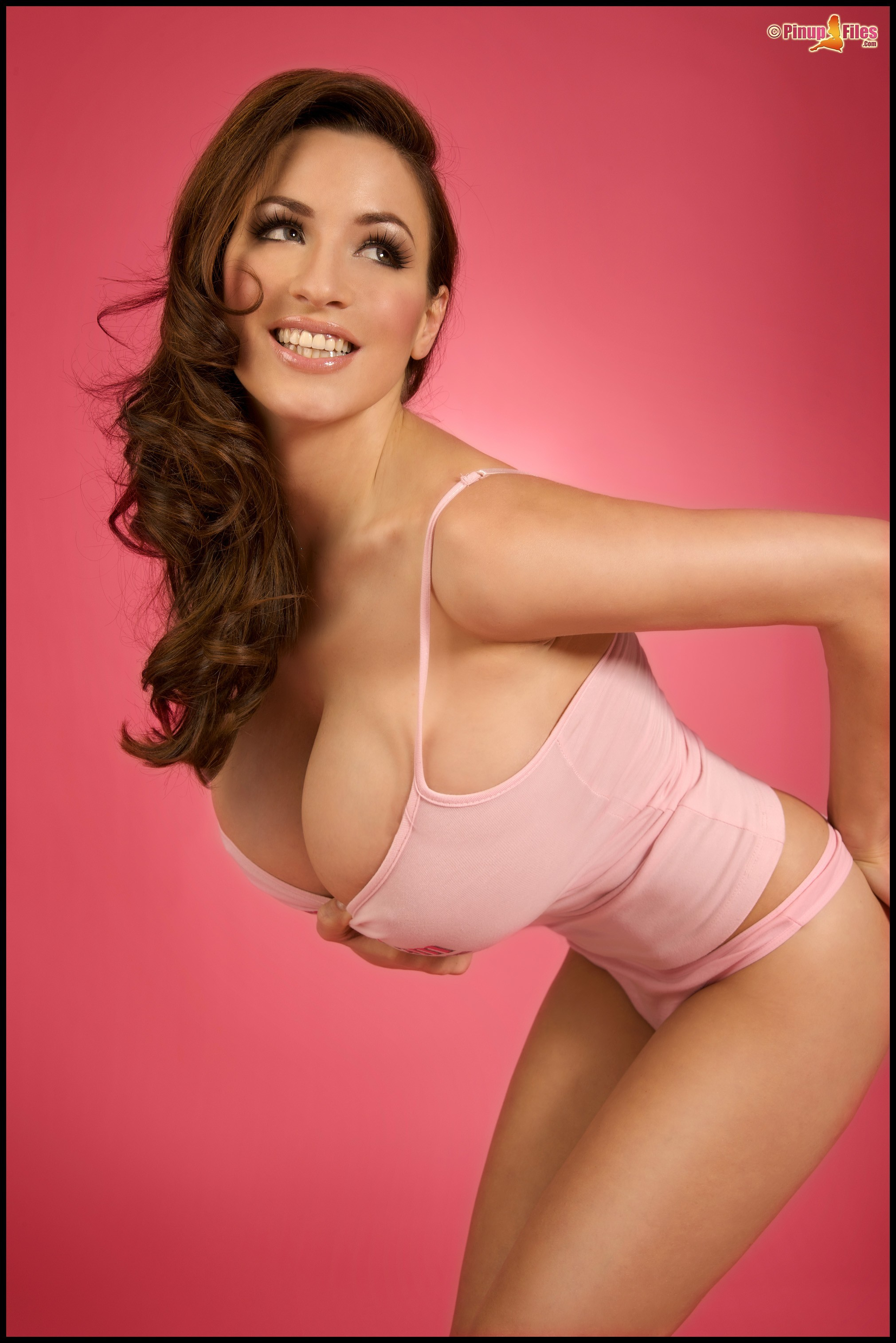 boobs Women jordan Carver