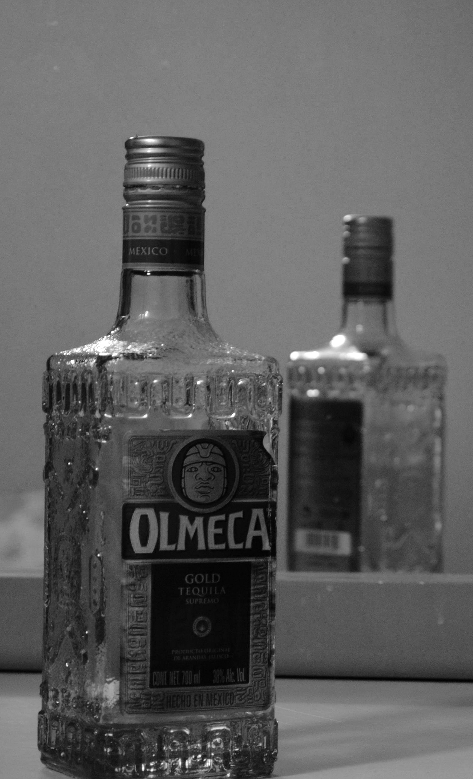 bottles tequila Olmeca HD Wallpaper